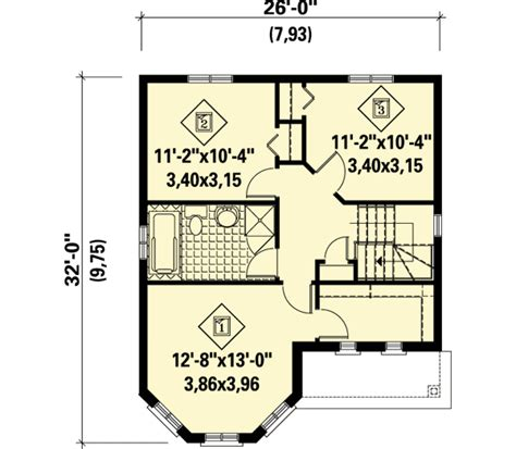 small victorian house plans narrow lot 2 story victorian house plan 80757pm