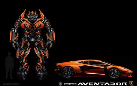 Lamborghini Autobot Autobot Decepticon Lamborghini Aventador Automotive