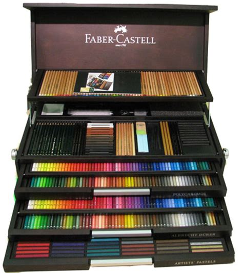 Modelco Limited Edition Collection Colour Coffret by Faber Castell 250th Anniversary Limited Edition