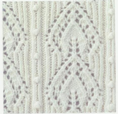 Pointelle Leaf 17 best images about knitting charts on cable knit patterns and lace knitting stitches
