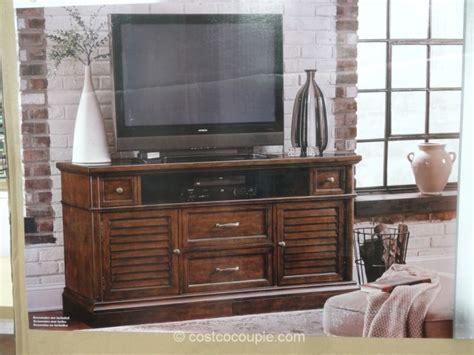universal furniture latham tv console