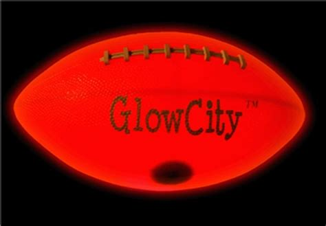 Light Up Football by Led Light Up Football Wishes Gifts