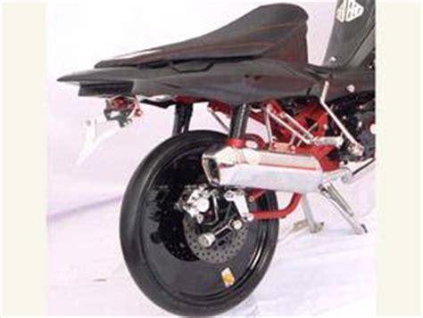 Vespa Modif Racing Look by Desain R Racinglook Modifikasi Klop Otokrum