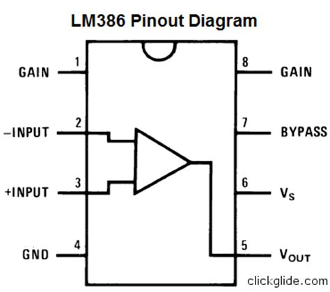 lm386 integrated circuit lifier chip lm386 based portable audio lifier 3 171 clickglide