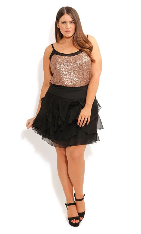 N Bab Skirt Ruffle 113 best skirts tops n bottoms images on big sizes and curvy fashion