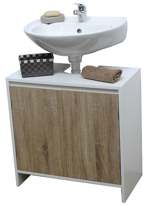 pedestal sink storage pedestal sink cabinet instantly create a portable under