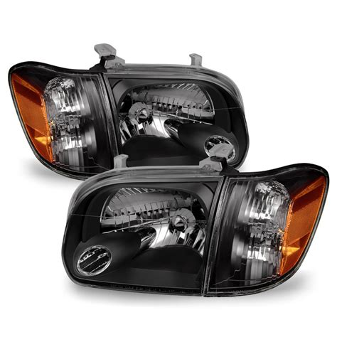 Toyota Headlight 05 06 Toyota Tundra 05 07 Sequoia Replacement Headlights
