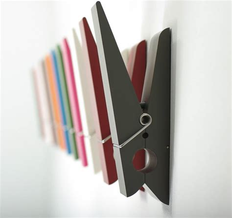 Wall Hooks For Hanging Clothes Furniture Creative Wall Hanger Ideas For Your Home