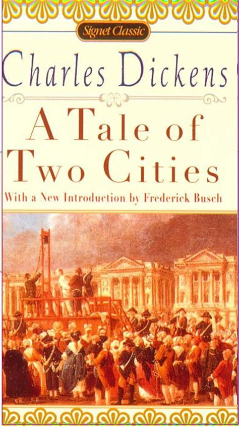 charles dickens biography a tale of two cities books fill my mind a tale of two cities by charles dickens