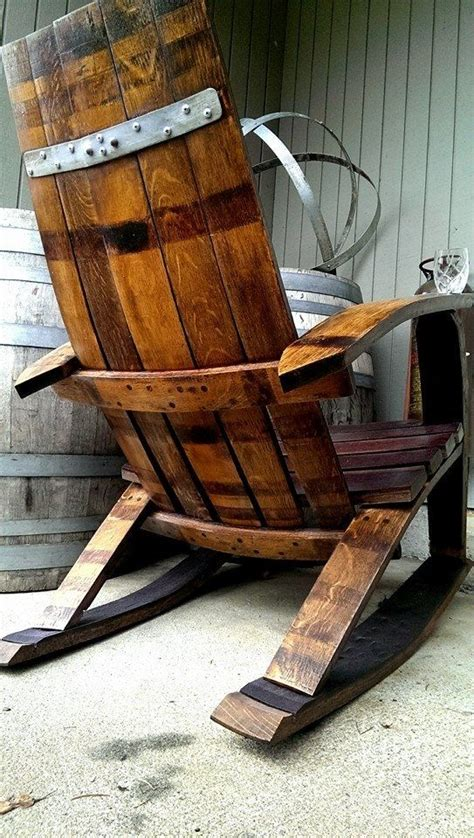 Wine Barrel Chair Plans by 25 Best Ideas About Adirondack Chairs On