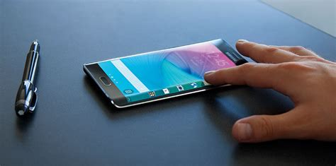Samsung S6 Layar Cembung samsung galaxy s6 edge review is here