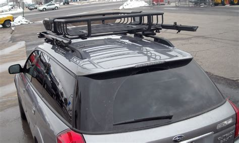 Subaru Outback Rack System subaru outback roof rack guide photo gallery