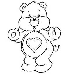 printable teddy bear coloring pages coloring