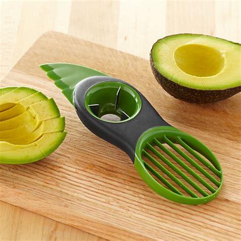 3 In 1 Avocado Slicer oxo 3 in 1 avocado slicer williams sonoma