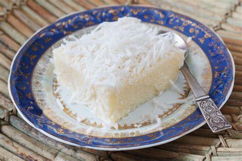 schneller saftiger kuchen schneller kokosnusscreme kuchen