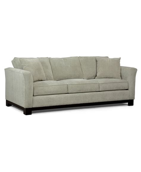 Sleeper Sofa Macys Kenton Fabric Sofa Bed Sleeper