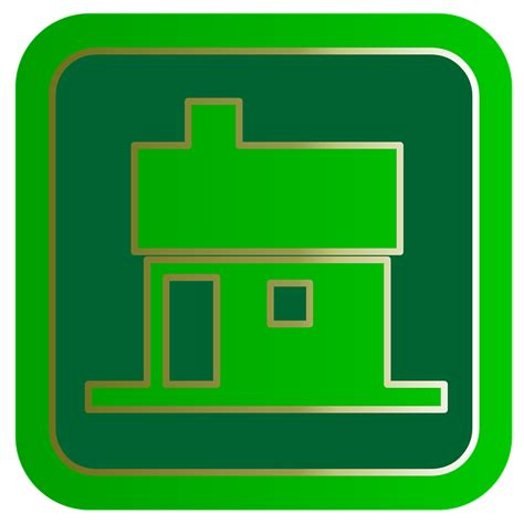 bathrooms green button homes free illustration home real estate button symbol