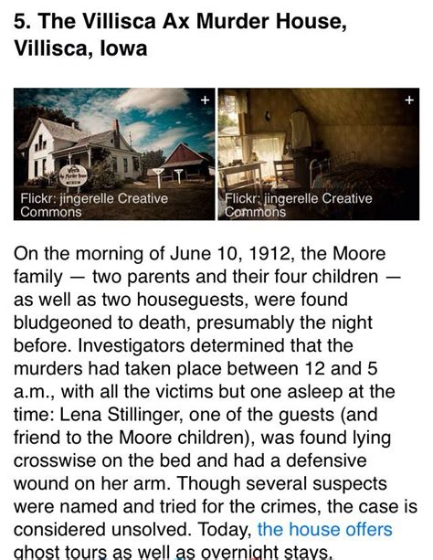 88 best images about villisca ax murder house on