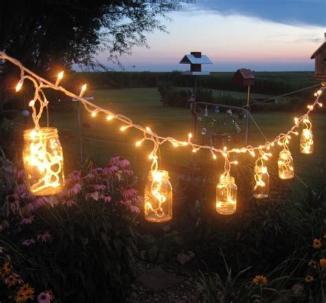 outdoor lighting ideas ideas creativas para iluminar tu patio belel 250