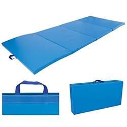 best choice products gymnastics folding exercise