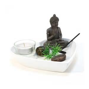 jardin zen blanc objet de d 233 coration avec
