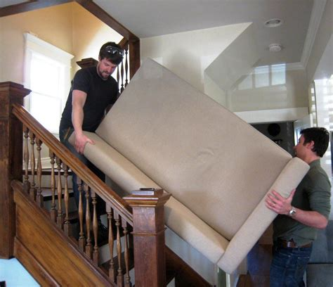 how to move sofa alone 10 tips for moving into a building with no elevator