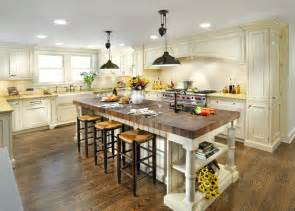 Traditional Kitchen Island by Not Your Aunt S Country Kitchen