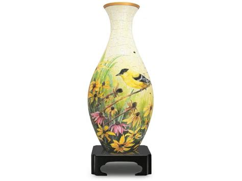 Large Vase Crossword puzzle vase goldfinches cubs1003 jedko