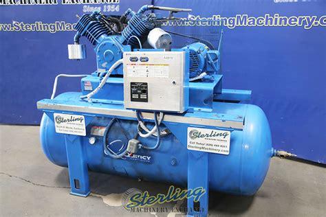 quincy reciprocating air compressor air compressors