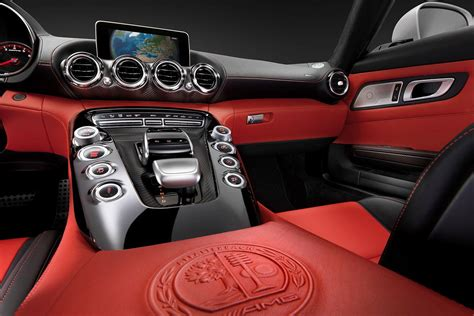 future mercedes interior mercedes amg gt sports car interior teased digital trends