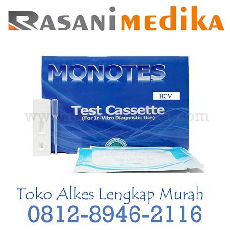 Alat Tes Hbsag distributor rapid tes murah rasani medika