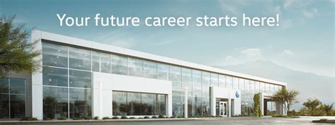 career at volkswagen vw dealer careers