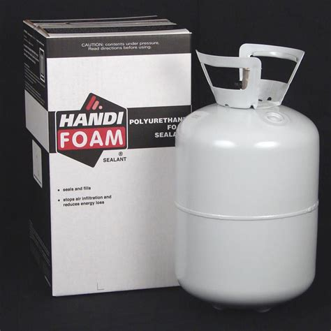 handi foam spray foam insulation  lb kit teksupply