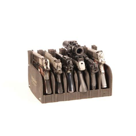 hyskore 174 6 gun modular pistol rack academy