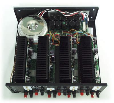 product review anthem pva  power amplifier