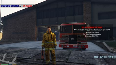 mod gta 5 lua firefighter mod mode sapeurs pompiers gta5 mods com