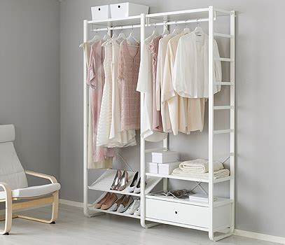 bedroom closet systems ikea with iron basket why should elvarli system side unit combinations ikea