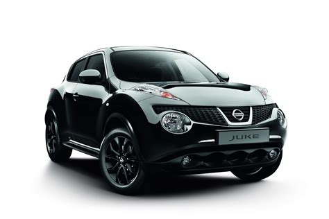 nissan juke black nissan juke kuro limited special edition available in the uk
