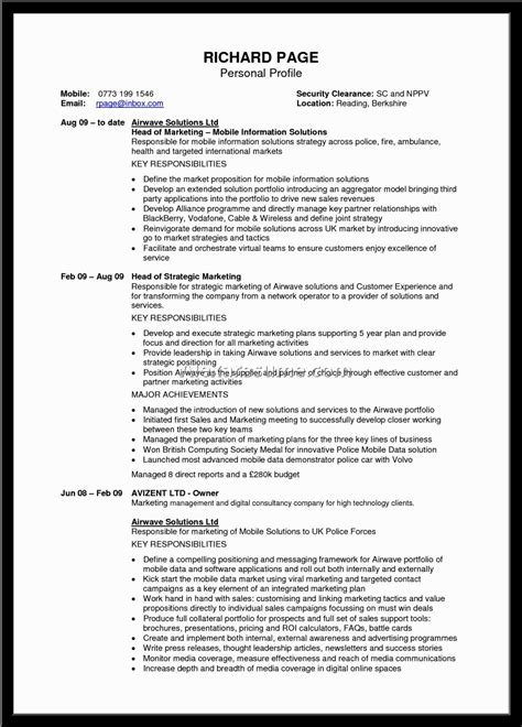 Resume Profile Exles Entry Level Accounting Resume Profile Exles Document Part 4
