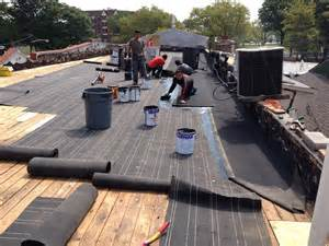 Flat Roof Installation Flat Roof Installation Three Brothers Roofing Contractor