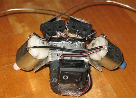 membuat robot jalan cara membuat robot sederhana tanpa roda robotic tutorials