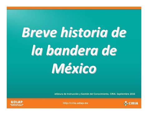 palabras para recibir la bandera bandera mexico