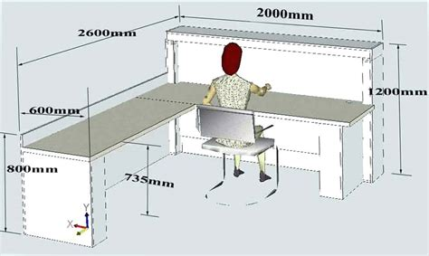 desk dimensions in reception desk dimensions reception desk height mm