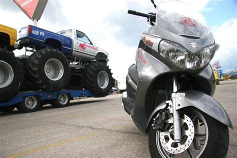 125ccm Motorrad Gesetz by Suzuki Burgman 125 Test Technische Daten Preis
