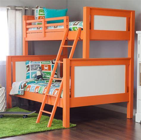 Upholstered Bunk Bed Upholstered Bunk Beds
