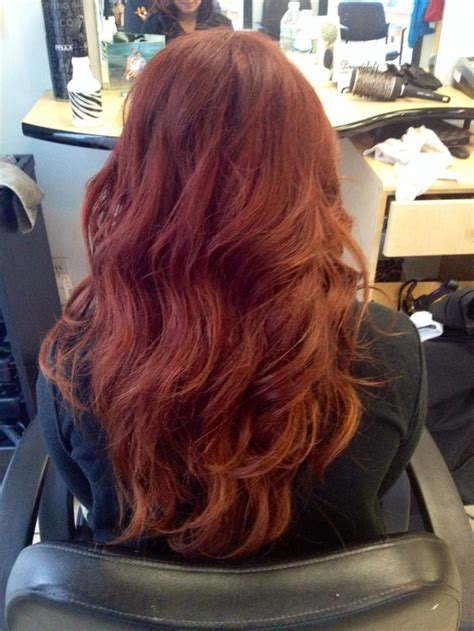 4r hair color 4r and 5r paul mitchell the color hair