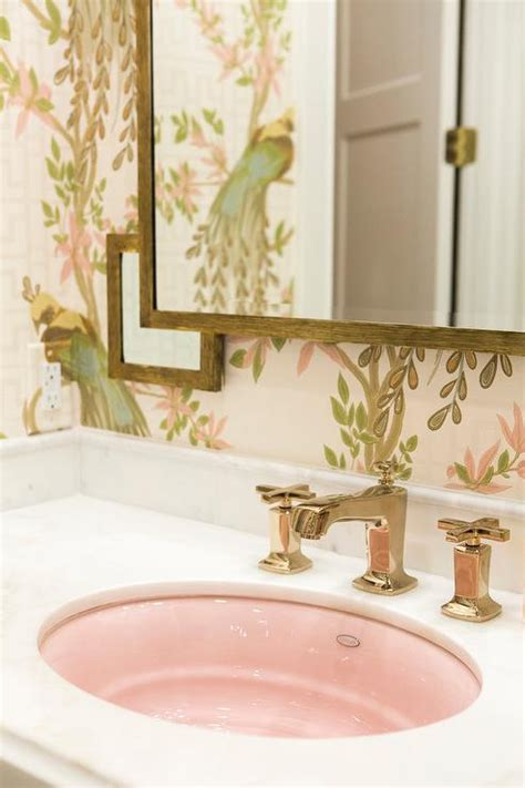 pink bathroom sink oval pink sink girl bathroom with oval pink sink