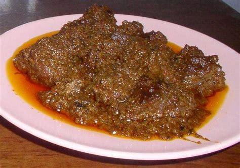 Rendang Solok masakan sumatera barat radio suara wajar 96 8 fm