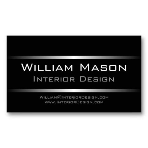 black and silver business card templates 17 best images about black business cards with silver