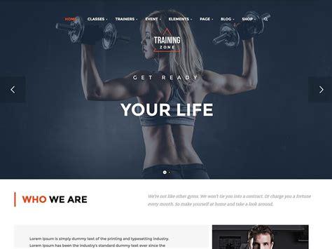 themes wordpress fitness 25 best wordpress fitness themes 2016 athemes